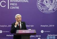 乌兹别克斯坦议会下院选举初步结果揭晓