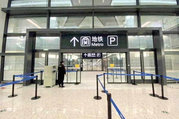 无缝衔接!地铁可直通宁波机场T2航站楼