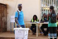 几内亚比绍举行总统选举第二轮投票