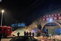 山西晋城一在建隧道塌方 致1人死亡5人被困