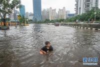 印尼多地发生洪涝灾害