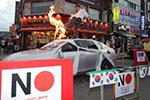 """韩国""""抵制日货""""太疯狂:日系车一年卖出不到4万辆"""