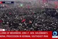 伊朗踩踏事件死亡人数升至56人 另有213人受伤