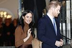哈里王子夫妇宣布不做高级王室成员 将工作实现财务独立