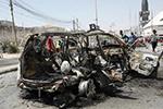 索马里总统府安检站遭袭 5人死亡