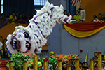 马来西亚举行新春龙麒狮大团拜