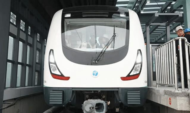 轨道交通4号线高架段率先完成热滑试验