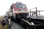 印度奥迪沙邦列车相撞造成至少40人受伤