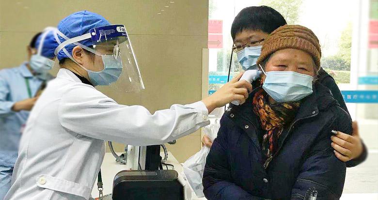 抗击新型冠状病毒 他们是坚守一线的宁波医护人员