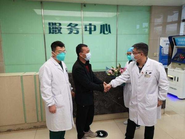 好消息!浙江首例治愈的新型肺炎患者出院