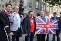 """携手47载 英国与欧盟为何走向""""世纪离婚"""""""