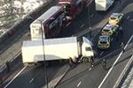 伦敦再发恐袭多人被刺伤 嫌犯竟是获释的恐怖分子