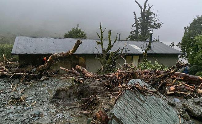新西兰因极端天气进紧急状态