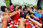 福建晋江一男子吃宴席致多人居家观察