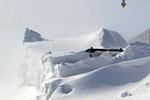 零下36度!冷气团袭日本北海道 带来极端低温