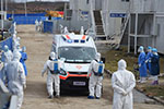 火神山医院收治患者突破900人 院方:将尽最大努力收治