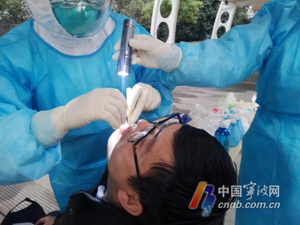 宁波试行返岗员工核酸快速检测 两小时可测出潜伏病毒