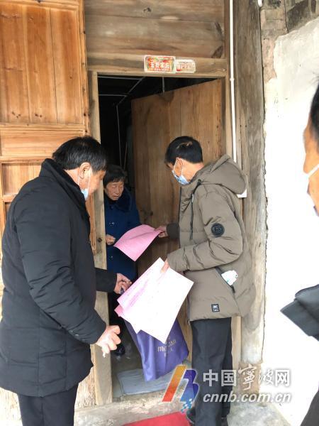 连续奋战16天 奉化这个村的党支部书记累倒在回家的路上