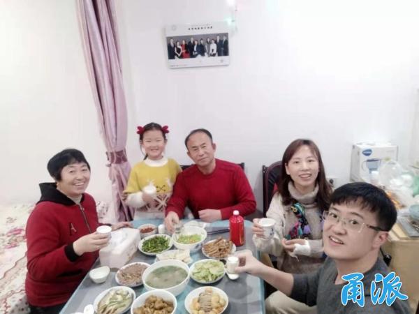 驰援武汉的宁波医生收到甜蜜告白: