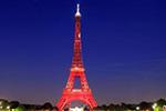 助力表白 法国埃菲尔铁塔将投映爱的宣言