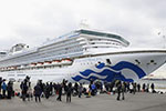 """钻石公主号在失控!乘客向日本政府""""紧急请愿"""":让我们下船"""