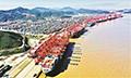 宁波舟山港:开足马力 稳外贸