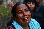 印度首都地区骚乱死亡人数升至13人 150多人受伤