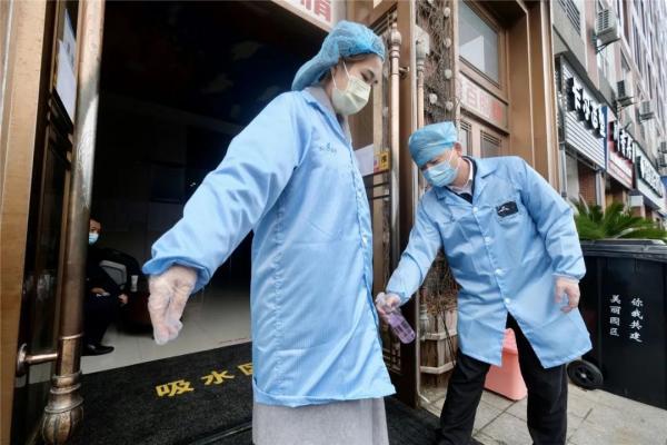 开什么店最赚钱:宁波这个隔离点7人确诊 临危受命的她不知自己有