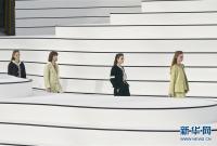 巴黎时装周:香奈儿发布秋冬新品成衣