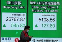 港股涨2.08% 收报26767.87点