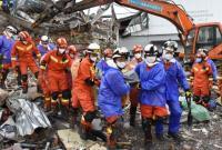 泉州坍塌酒店事故26人死亡 还有3名被困人员仍在搜救中