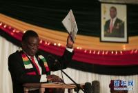 津巴布韦总统感谢中国提供的抗疫支持