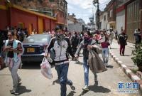 哥伦比亚首都一监狱发生暴动致23死90伤