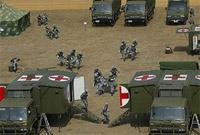 美军72小时内将在纽约西雅图建野战医院:各248个床位