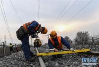 京包铁路迎来集中修