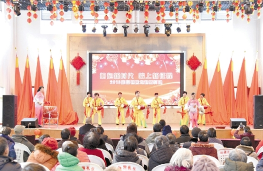 回龙村文化礼堂