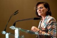 西班牙第一副首相新冠病毒检测呈阳性
