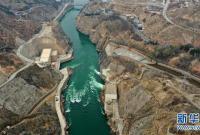 刘家峡水库加大下泄流量支持春灌生产