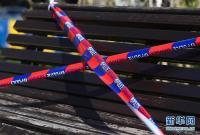 比利时:长椅被封 减少聚集