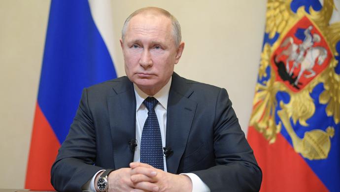 普京宣布:全国放假9天 推迟修宪全民公投
