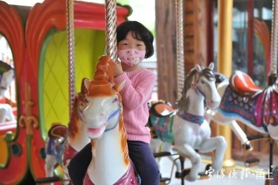 宁波这个大型主题乐园开园啦 周末另外几家也会开张