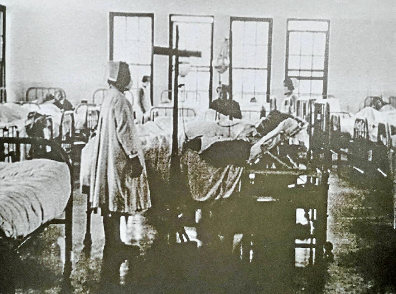 近代宁波时疫医院的创办