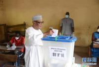 马里举行议会选举第一轮投票