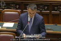 意大利外长:海外获得3000万只口罩 2200万来自中国