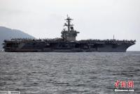 """舰长写信求援 美""""罗斯福""""号2700名士兵被允许下船隔离"""