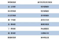 """全国抗疫""""最美家庭""""浙江候选名单公示"""