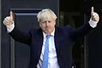 英国首相鲍里斯・约翰逊病愈出院