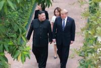 尴尬! 朝鲜否认特朗普称收到金正恩信函的说法