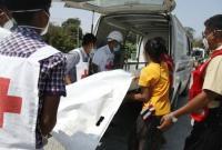 一名世卫组织员工在缅甸收集新冠病毒样本时被枪杀
