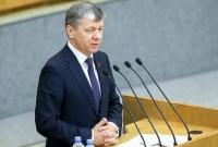 俄国家杜马国际事务委员会第一副主席确诊新冠肺炎